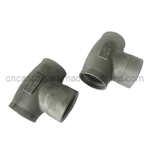 Customized Precision Casting Valve Parts Service