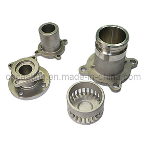 Customized Alloy Steel Sand Casting Valve Parts Supplier