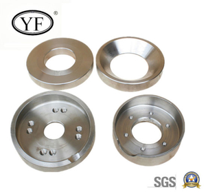 China OEM Machining Investment Casting Flange Supplier