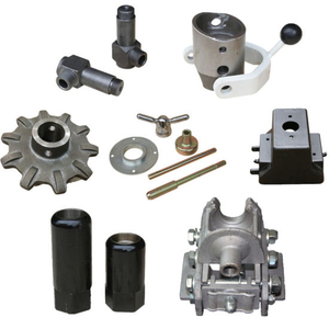 CNC Machining Alloy Steel Valve Parts Company in China