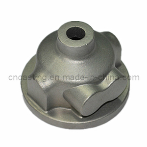 China Precision Sand Casting Valve Parts Factory