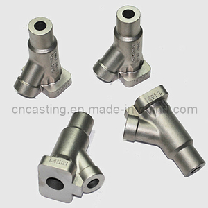 China CNC Machining Valve Parts Made by Casting Manufacturer