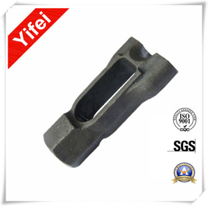 China Customized Forging Machining Shaft with Black Painted